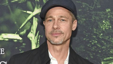 Brad Pitt Lost City of Z premiere