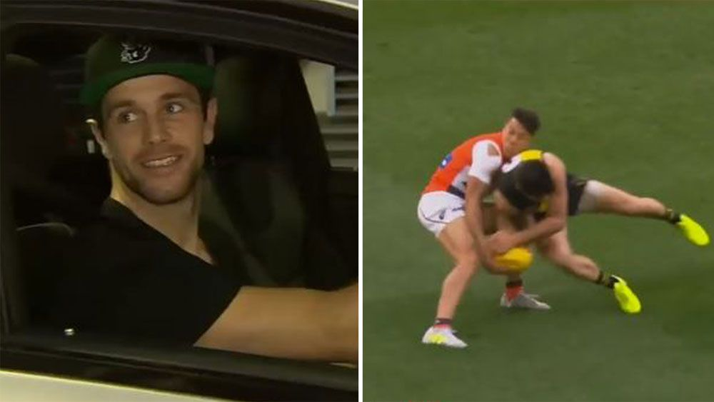 AFL news: Richmond captain Trent Cotchin speaks on possible charge which could derail Tigers' premiership hopes