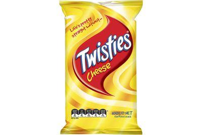 Cheese Twisties (100g)