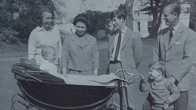 The royal family, 1965