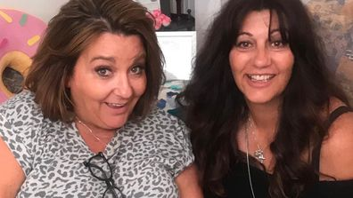 Gogglebox Australia stars Anastasia and Faye
