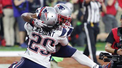<strong>Patriots win historic Super Bowl</strong>