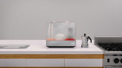 The countertop dishwasher that's a dream innovation for small kitchens