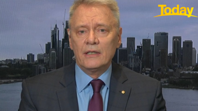 Professor Bill Bowtell said Safer Care Victoria needs to get on top of what happened as soon as possible.