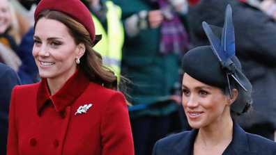 The Duchess of Cambridge has sent birthday wishes to Meghan via Twitter and Instagram.