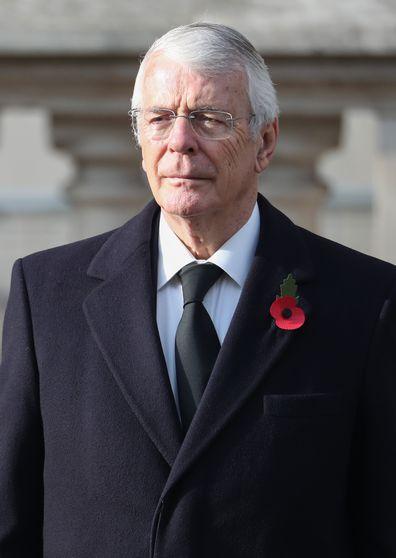 John Major, Former British Prime Minister John Major