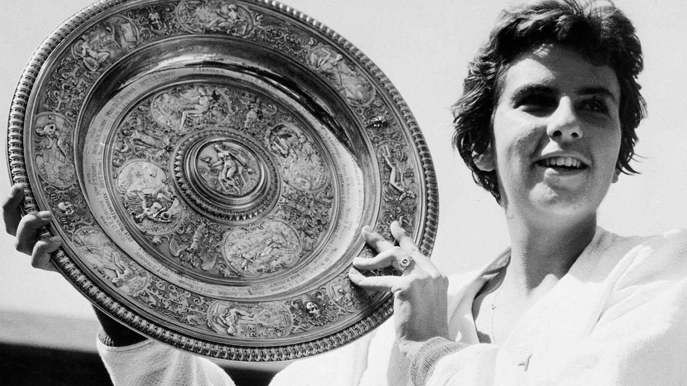 Brazilian tennis great Maria Bueno dies