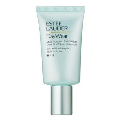 "<a href=""https://www.sephora.com.au/products/estee-lauder-daywear-multi-protection-anti-oxidant-sheer-tint-release-moisturizer-spf-15/v/50ml"" target=""_blank"">Estee Lauder Day Wear Multi-Protection Anti-Oxidant Sheer Tint Release Moisturiser SPF 15, $75</a>"