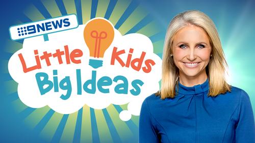 Nine News: Little Kids, Big Ideas
