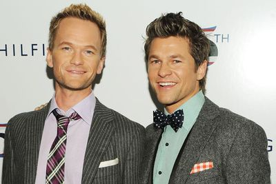 Actor Neil Patrick Harris and his partner David Burtka are the proud fathers of twins, born via surrogate. The birth was announced on Twitter in October.