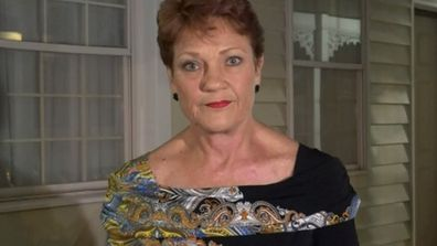 Pauline Hanson has branded Queensland's Olympic bid 'irresponsible'
