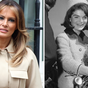Trump claims wife Melania is the new Jackie Kennedy