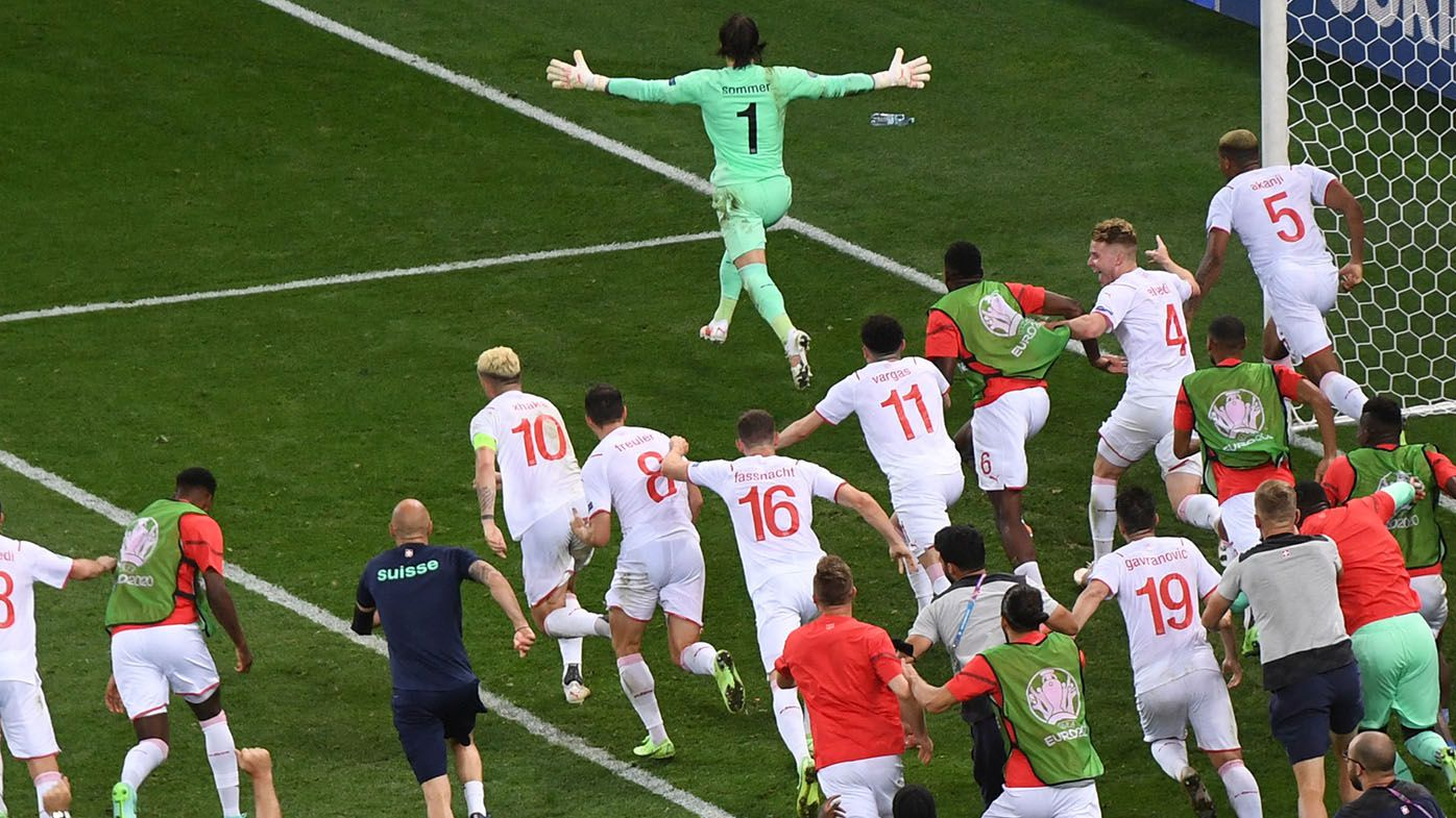 Switzerland beat France on penalties, megastar Kylian Mbappe denied after 3-3 draw