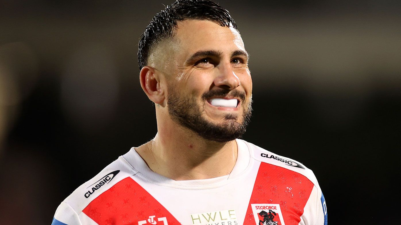 EXCLUSIVE: Peter Sterling unconvinced by Dragons coach Anthony Griffin's Jack Bird switch