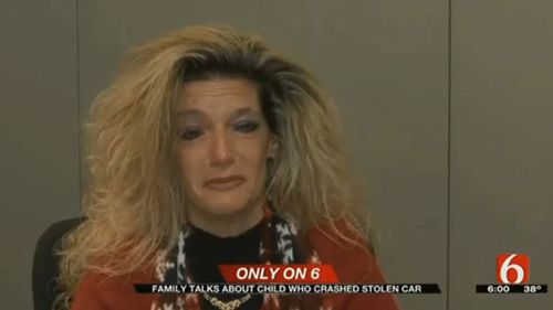 Ms Nicols, who has been fighting for custody of her son, has demanded to know how Chance was allowed to steal the car in the first place. (News9)