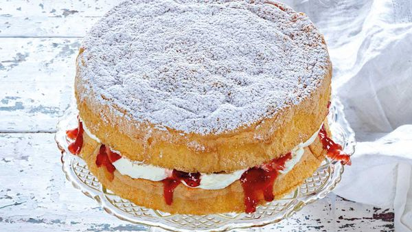 McKenzie's traditional sponge cake