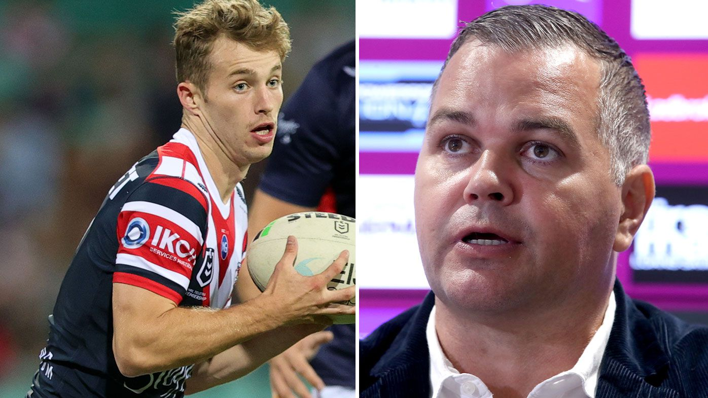 Chris Walker gives his version of what happened when Broncos lost out on Sam Walker