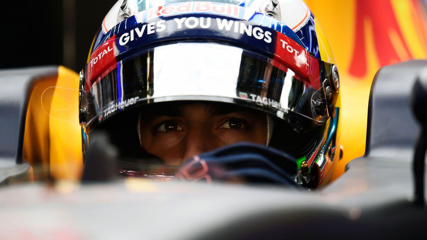 Daniel Ricciardo. (AFP-file)