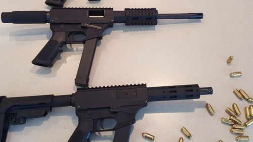 Images of guns from Thureon Defense's website.