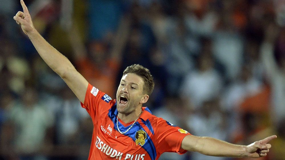 Tye's hat-trick gets Gujarat first IPL win against Steve Smith's Rising Pune Supergiant
