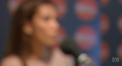 The accuser detailed the night on radio this morning. (ABC Radio)
