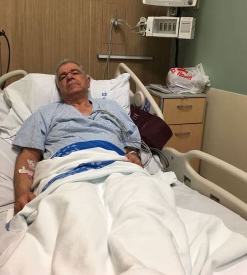 Australian Building boss Joseph Sarlak, 68, has been jailed in Qatar.