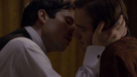 Furore as Greek network censors Downton Abbey gay kiss