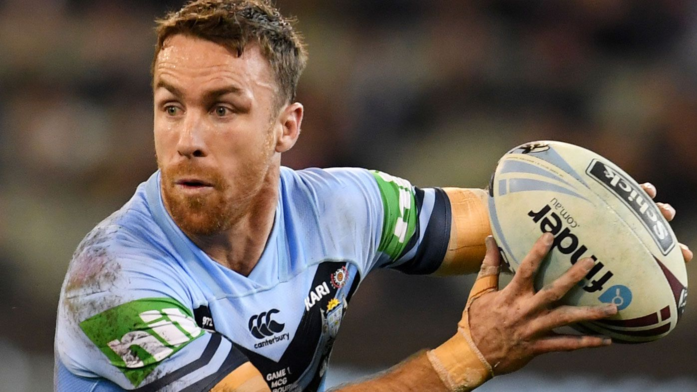 James Maloney: How Freddy Fittler sacked me from NSW Blues