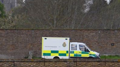 The ambulance that caused a frenzy