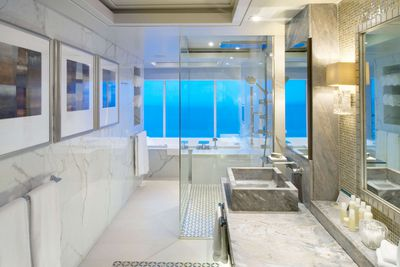 <strong>Crystal Cruises – Penthouse with Verandah bathroom</strong>