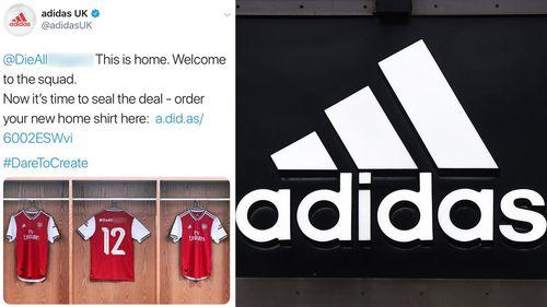 Adidas social media debacle produces racist and anti-Semitic tweets