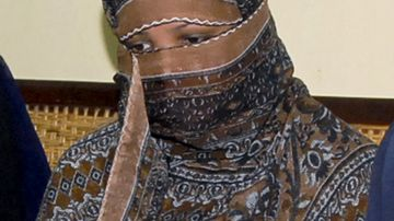 Asia Bibi spent eight years on death row.