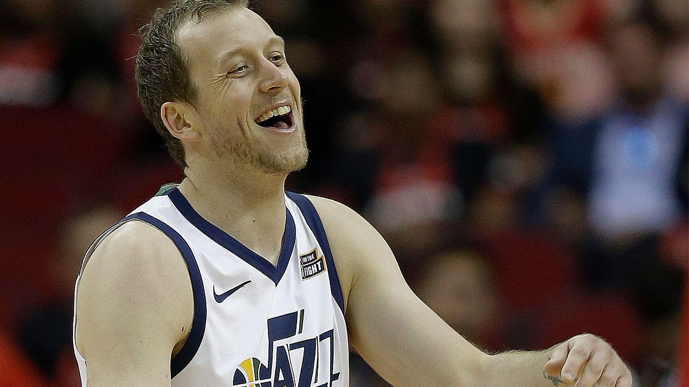 Aussie NBA star Joe Ingles savages Blake Griffin's attempted Twitter troll