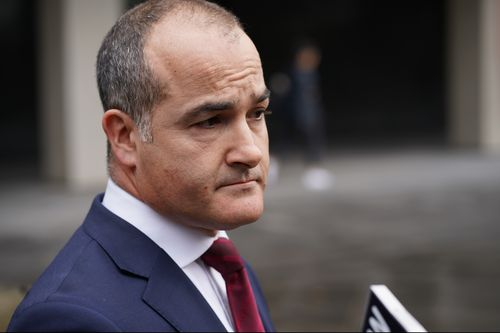 Deputy Premier James Merlino said the 80,000 pages had been tabled to parliament but they'd unknowingly included confidential details.