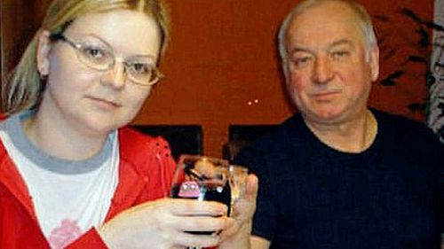 Russian ex-double agent Sergei Skripal and his daughter Yulia were poisoned by a nerve agent in Salisbury. Picture: Supplied
