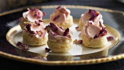 "<a href=""http://kitchen.nine.com.au/2016/05/16/11/09/mini-white-chocolate-rose-scones"" target=""_top"">Mini white chocolate rose scones</a> recipe"
