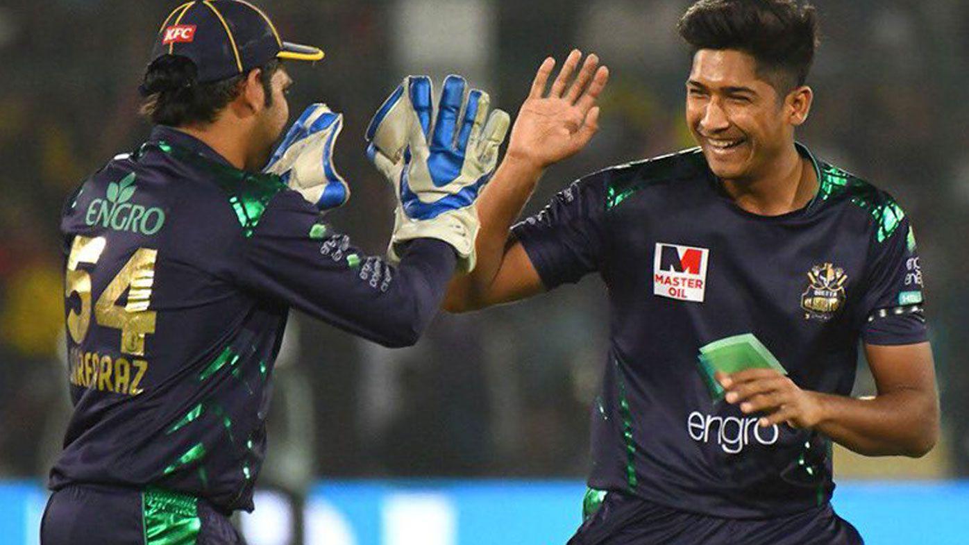 Australian ODI team warned about 150km/h teenage bowling sensation Mohammad Hasnain