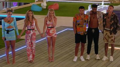 The Islanders Dump two of their own in surprise Dumping on Love Island UK