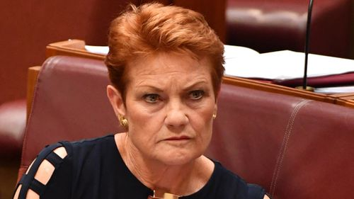 Former One Nation candidates claim Pauline Hanson is putting financial pressure on candidates. (AAP)