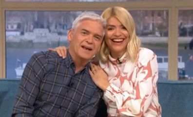 Holly Willoughby, Phillip Schofield, This Morning