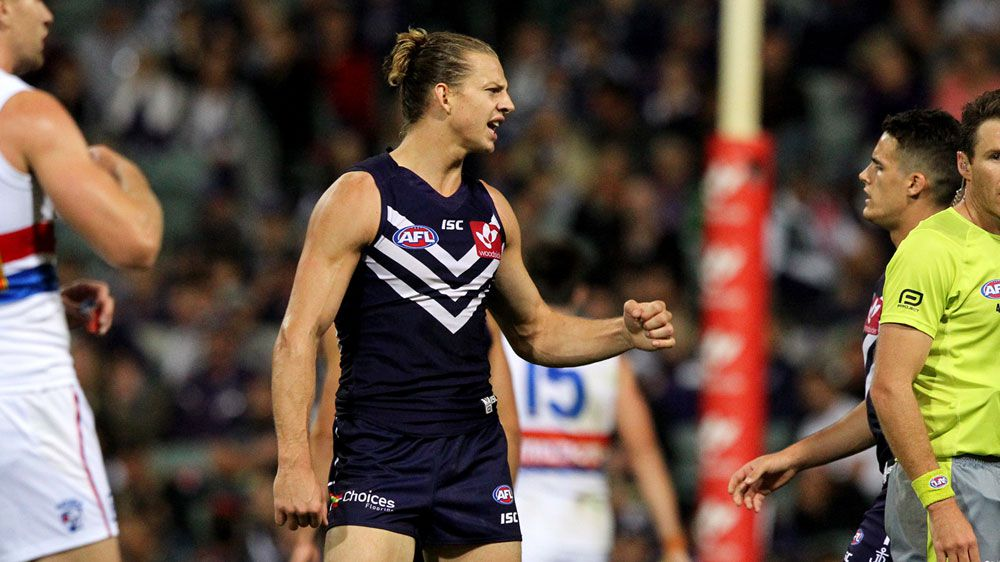 Nat Fyfe keen to be long-term Fremantle skipper