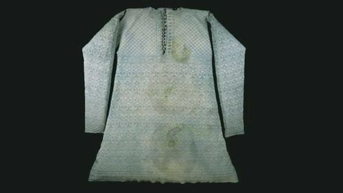 King Charles' execution shirt to go on display