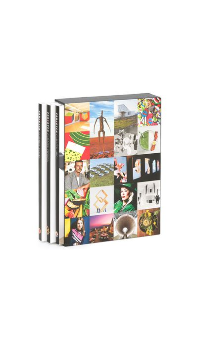 This boxed set of books spans three fields — food, design and art — with input from tastemakers and boutique owners from all over the world.