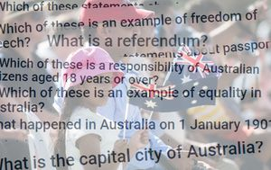 Could you pass the new Australian citizenship test?