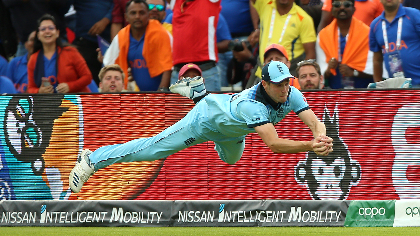 England returns to World Cup top four after defeating India at Edgbaston