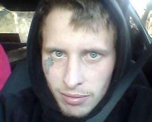 Blake Nicolas Pender is accused of threatening to kill police. (Facebook)
