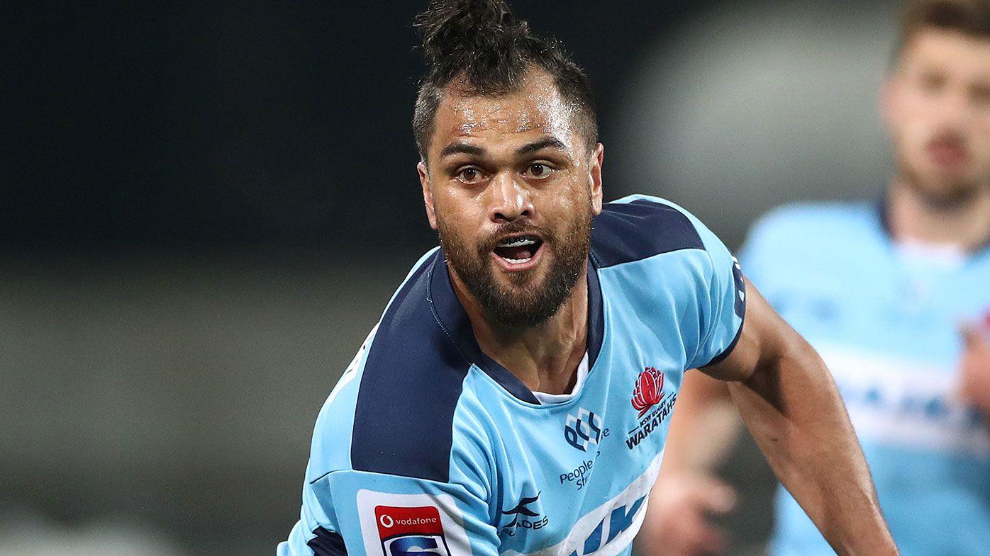 Karmichael Hunt's career in 'limbo' as he ponders rugby league return