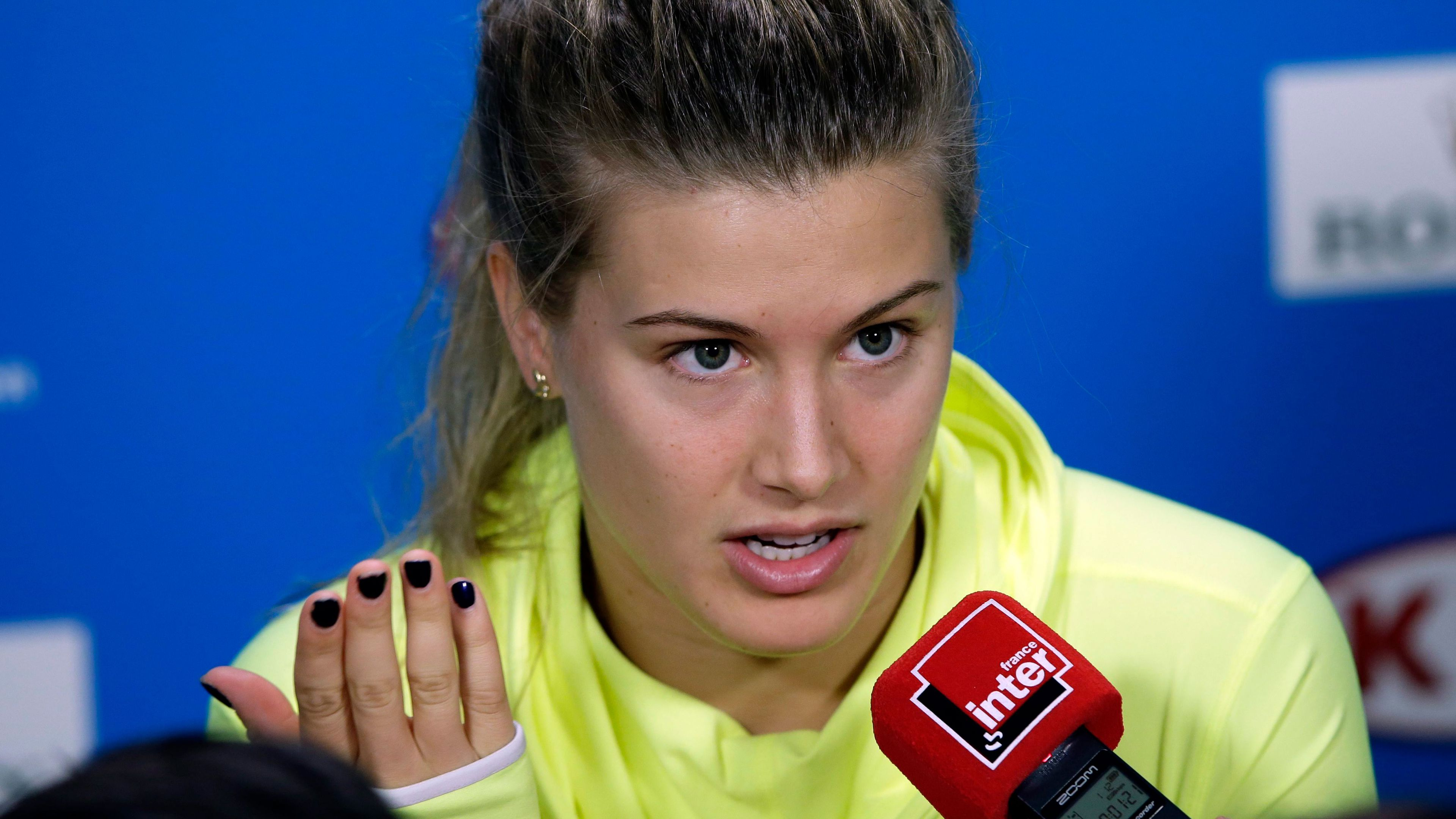 How one of the brightest stars in tennis unravelled: Eugenie Bouchard's comeback from steep decline