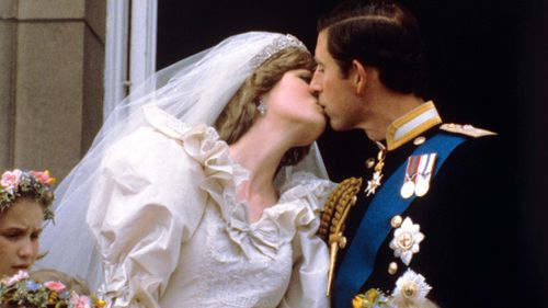 Charles and Diana married in 1981. (AAP)