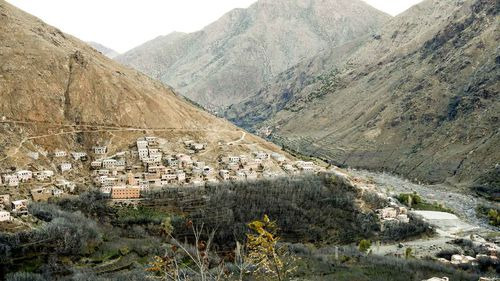 The two were murdered near the village of Imlil in the Atlas Mountains.
